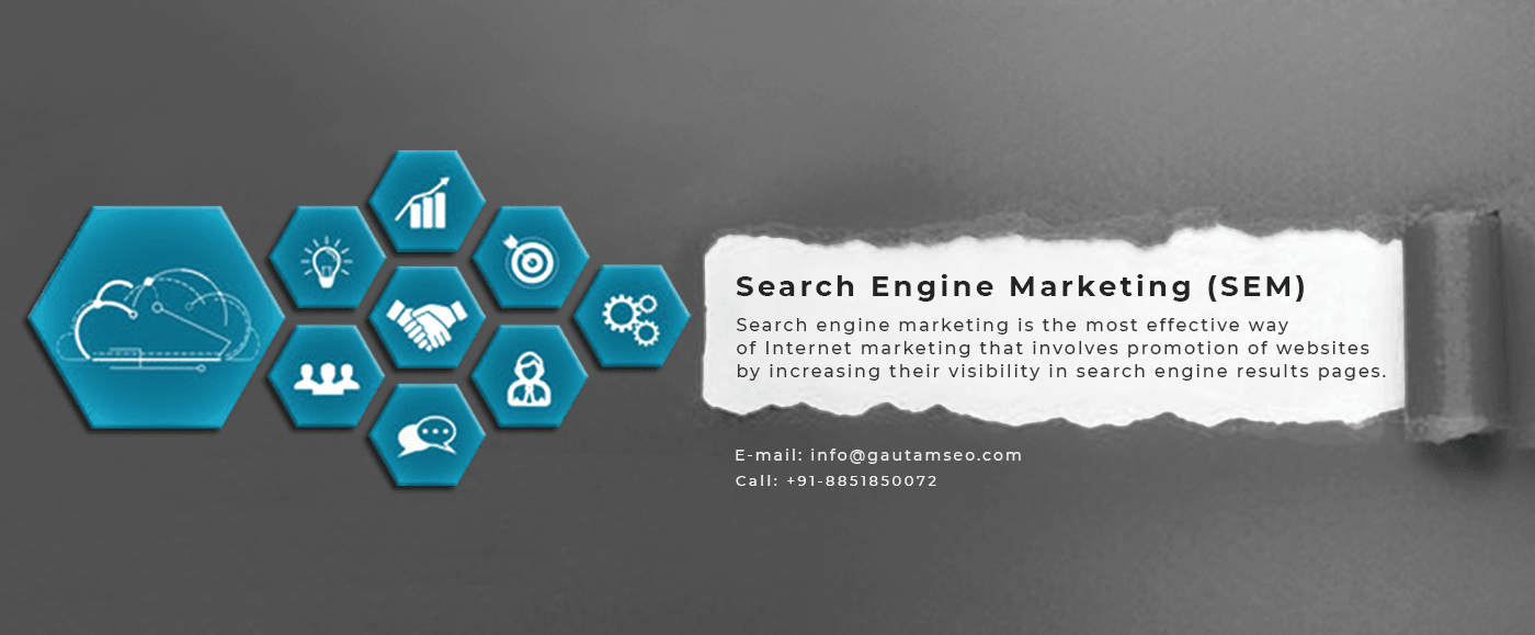 Search Engine Marketing - SEM | SEO Consultant India